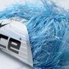 Lot of 8 Skeins Ice Yarns LONG EYELASH Hand Knitting Yarn Blue