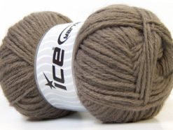 Lot of 4 x 100gr Skeins Ice Yarns ZERDA ALPACA (30% Alpaca 70% Dralon) Yarn Camel