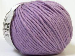 Lot of 4 x 100gr Skeins Ice Yarns FILZY WOOL (100% Wool) Yarn Lilac