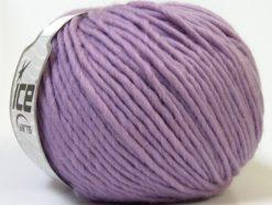 Lot of 4 x 100gr Skeins Ice Yarns FILZY WOOL (100% Wool) Yarn Lilac