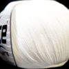 Lot of 8 Skeins Ice Yarns BABY SUMMER (60% Cotton) Yarn Optical White