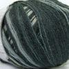 Lot of 4 x 100gr Skeins Ice Yarns ALPACA FINE MAGIC (25% Alpaca 35% Wool) Yarn Black Grey Shades White