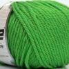 Lot of 3 x 100gr Skeins Ice Yarns SUPERWASH WOOL BULKY (100% Superwash Wool) Yarn Green