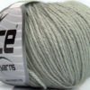 Lot of 6 Skeins Ice Yarns BABY MERINO DK (40% Merino Wool) Yarn Light Grey