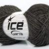 Lot of 8 Skeins Ice Yarns RAGNO Hand Knitting Yarn Brown