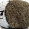 Lot of 8 Skeins Ice Yarns NEVADA WOOL (36% Wool) Yarn Brown Shades