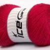Lot of 4 x 100gr Skeins Ice Yarns NORSK FINE (45% Alpaca 25% Wool) Yarn Fuchsia
