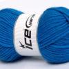 Lot of 4 x 100gr Skeins Ice Yarns FELTING WOOL (100% Wool) Yarn Royal Blue