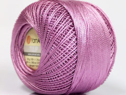 Lot of 6 Skeins YarnArt TULIP (100% MicroFiber) Hand Knitting Yarn Light Orchid