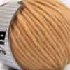 Lot of 4 x 100gr Skeins Ice Yarns PURE WOOL SUPERBULKY (100% Australian Wool) Yarn Cafe Latte