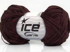 Lot of 8 Skeins Ice Yarns VIOLINO Hand Knitting Yarn Dark Burgundy