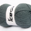 Lot of 4 x 100gr Skeins Ice Yarns FAVOURITE WOOL (50% Wool) Yarn Grey