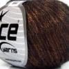 Lot of 8 Skeins Ice Yarns ROCK STAR (19% Merino Wool) Hand Knitting Yarn Copper
