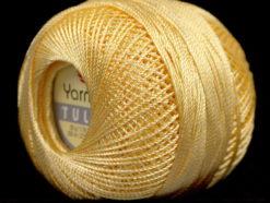 Lot of 6 Skeins YarnArt TULIP (100% MicroFiber) Hand Knitting Yarn Yellow