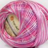 Lot of 6 Skeins YarnArt TULIP (100% MicroFiber) Yarn Violet Lilac White