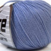 Lot of 8 Skeins Ice Yarns BABY SUMMER (60% Cotton) Hand Knitting Yarn Lilac