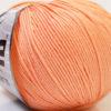 Lot of 8 Skeins Ice Yarns BABY SUMMER (60% Cotton) Yarn Light Salmon