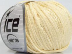 Lot of 6 Skeins Ice Yarns SUMMERTIME (79% Cotton 21% Viscose) Yarn Light Lemon Yellow