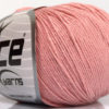 Lot of 8 Skeins Ice Yarns BABY SUMMER (60% Cotton) Hand Knitting Yarn Rose Pink
