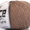 Lot of 6 Skeins Ice Yarns BABY MERINO (40% Merino Wool) Yarn Camel