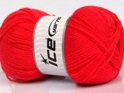 Lot of 4 x 100gr Skeins Ice Yarns GONCA Hand Knitting Yarn Salmon