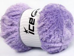 Lot of 4 x 100gr Skeins Ice Yarns PANDA (100% MicroFiber) Yarn Lilac