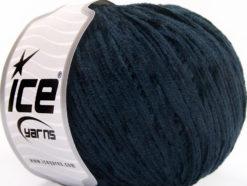 Lot of 6 Skeins Ice Yarns AMIGURUMI CHENILLE Hand Knitting Yarn Dark Navy