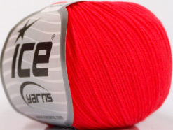 Lot of 8 Skeins Ice Yarns BABY SUMMER (60% Cotton) Yarn Gipsy Pink