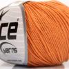 Lot of 4 Skeins Ice Yarns AMIGURUMI COTTON (60% Cotton) Yarn Light Copper