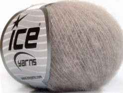Lot of 10 Skeins Ice Yarns WOOL COMFORT SUPERFINE (34% Wool) Yarn Smoke Lilac