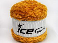 Lot of 3 x 100gr Skeins Ice Yarns CAKES PANDA (100% MicroFiber) Yarn Gold