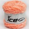 Lot of 3 x 100gr Skeins Ice Yarns CAKES PANDA (100% MicroFiber) Yarn Light Salmon