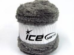 Lot of 3 x 100gr Skeins Ice Yarns CAKES PANDA (100% MicroFiber) Yarn Grey