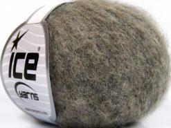 Lot of 10 Skeins Ice Yarns ALPACA SUPERFINE WOOL COMFORT (28% Alpaca Superfine 31% Wool) Yarn Camel Melange
