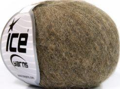 Lot of 10 Skeins Ice Yarns BABY ALPACA FINGERING (40% Baby Alpaca 10% Merino Wool) Yarn Brown