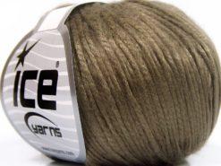 Lot of 8 Skeins Ice Yarns ROCKABILLY (67% Tencel) Hand Knitting Yarn Bronze