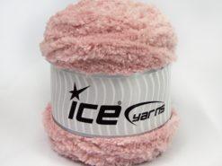 Lot of 3 x 100gr Skeins Ice Yarns CAKES PANDA (100% MicroFiber) Yarn Baby Pink