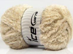 Lot of 4 x 100gr Skeins Ice Yarns PANDA (100% MicroFiber) Yarn Ecru