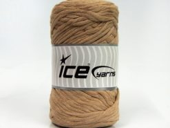Lot of 2 x 200gr Skeins Ice Yarns NATURAL COTTON CHUNKY (100% Cotton) Yarn Mink