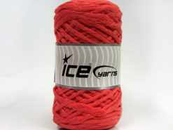 Lot of 2 x 200gr Skeins Ice Yarns NATURAL COTTON CHUNKY (100% Cotton) Yarn Salmon