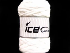 Lot of 2 x 200gr Skeins Ice Yarns NATURAL COTTON CHUNKY (100% Cotton) Yarn White