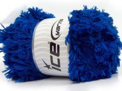 Lot of 2 x 200gr Skeins Ice Yarns LAMBKIN (100% MicroFiber) Yarn Saxe Blue