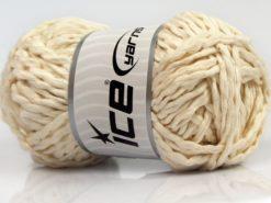 Lot of 4 x 100gr Skeins Ice Yarns SALE SUMMER (100% Cotton) Yarn Ecru
