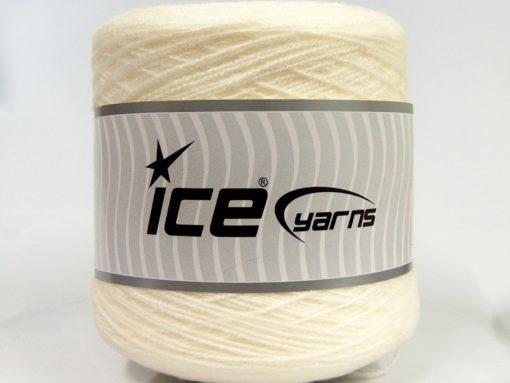 400 gr ICE YARNS BABY GOLD CONE Hand Knitting Yarn Cream