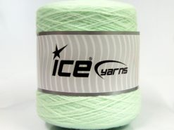 400 gr ICE YARNS BABY GOLD CONE Hand Knitting Yarn Mint Green