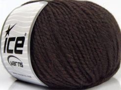 Lot of 3 x 100gr Skeins Ice Yarns PERUVIAN (25% Alpaca 25% Wool) Yarn Dark Maroon