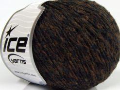 Lot of 8 Skeins Ice Yarns SALE WINTER (40% Wool) Hand Knitting Yarn Brown Black