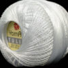 Lot of 6 Skeins YarnArt TULIP (100% MicroFiber) Hand Knitting Yarn White