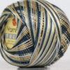 Lot of 6 Skeins YarnArt TULIP (100% MicroFiber) Yarn Grey Camel White
