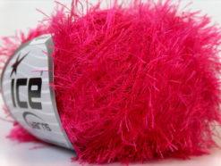 Lot of 8 Skeins Ice Yarns EYELASH Hand Knitting Yarn Gipsy Pink